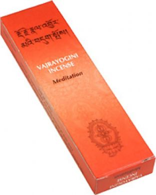 Gangchen | Tibetan Incense | Spiritual Home Vajrayogini  | Meditation | 20 Sticks | Made in Nepal